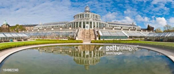 Copenhagen Botanical Garden Palm House Denmark
