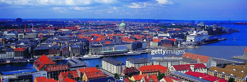 Copenhagen, Denmark, : Stock Photo