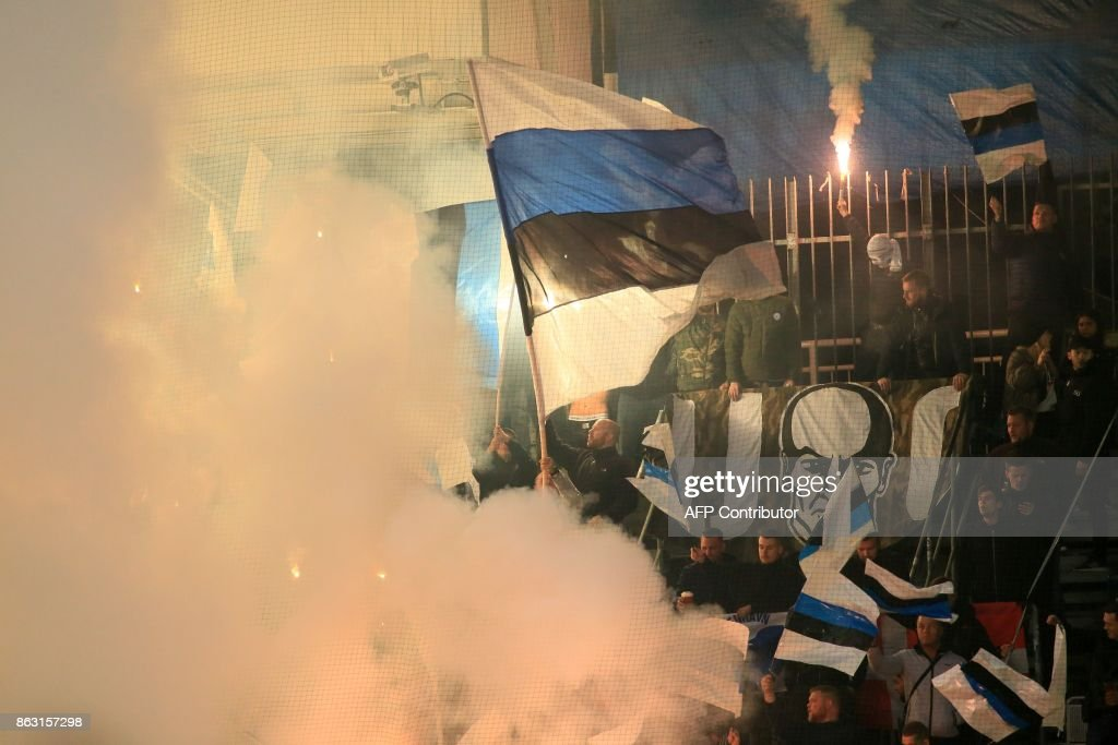 FC FASTAV Zlin v FC Kobenhavn - UEFA Europa League