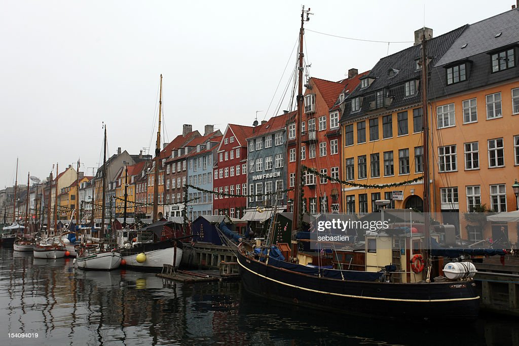 Copenhagen : Stock Photo