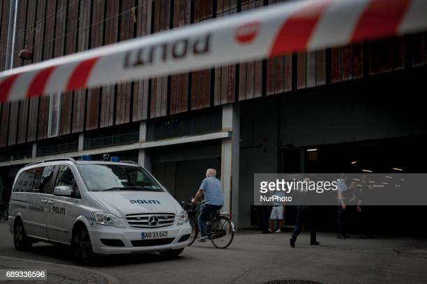Copenhagen Police officers have evacuated Magasin du Nord a popular shopping centre and tourist attraction in central Copenhagen due to a bomb threat...