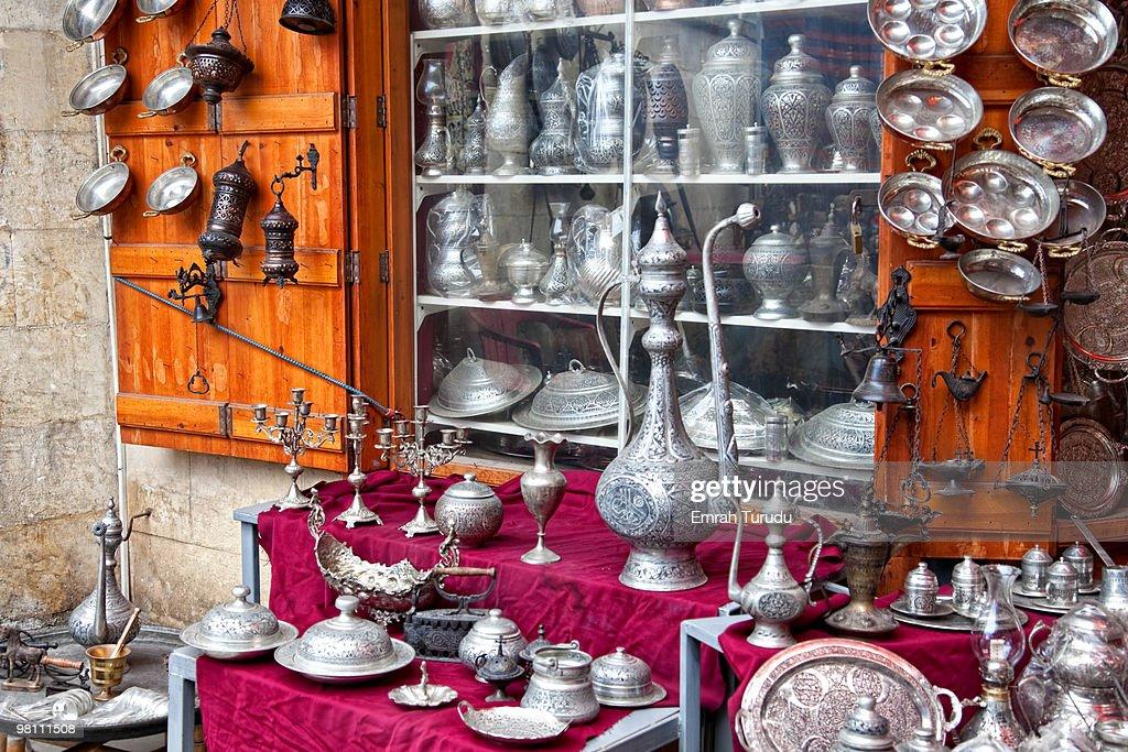 Copper Bazaar in Gaziante