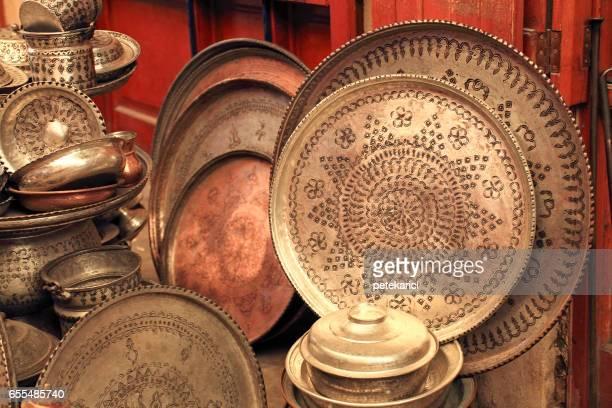 Copper Bazaar in Gaziantep