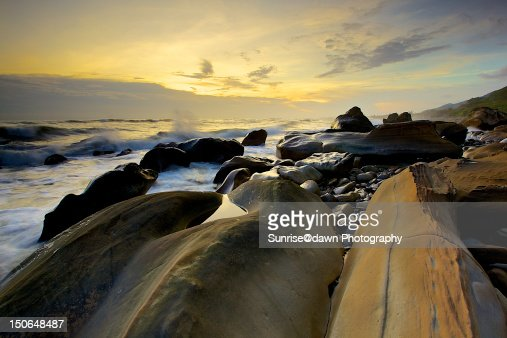 Copper Fangshan : Stock Photo