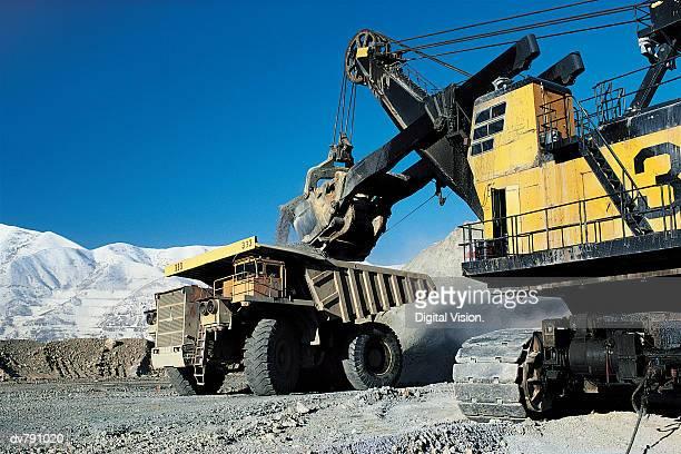 Copper Mine, Salt Lake City, Utah, USA