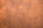 Grunge copper paint background