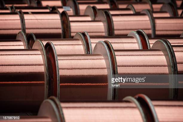 Copper Wire Reels