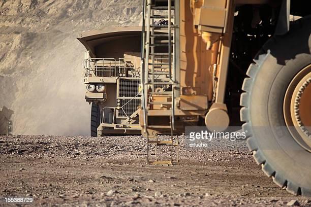 Coppermine Kipplaster