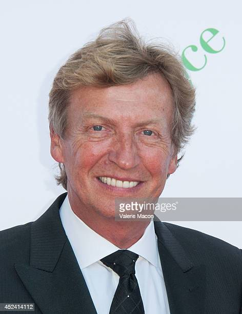 CoPresident Dizzy Feet Foundation Nigel Lythgoe arrives at the 4th Annual Celebration Of Dance Gala Presented By The Dizzy Feet Foundation at Dorothy...