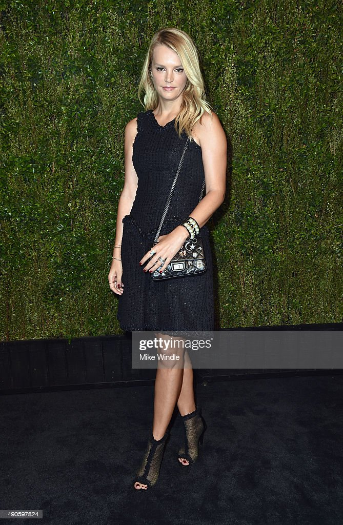 Co-president of Baby2Baby Kelly Sawyer Patricof attends CHANEL Dinner in Honor of Baby2Baby at CHANEL Boutique on September 29, 2015 in Los Angeles, California.