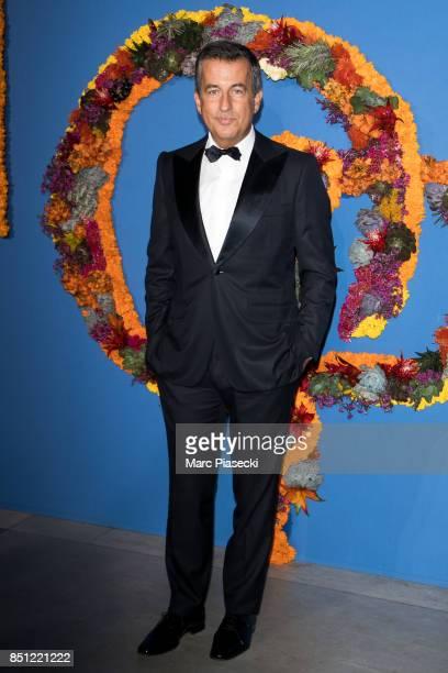 CoPresident of the Opening Gala Cyril Karaoglan attendS the Opening Season Gala at Opera Garnier on September 21 2017 in Paris France