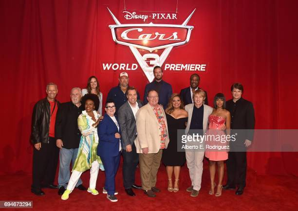 CoProducer Andrea Warren actors Larry the Cable Guy Armie Hammer and Isiah Whitlock Jr Producer Kevin Reher Actors John Ratzenberger Jenifer Lewis...