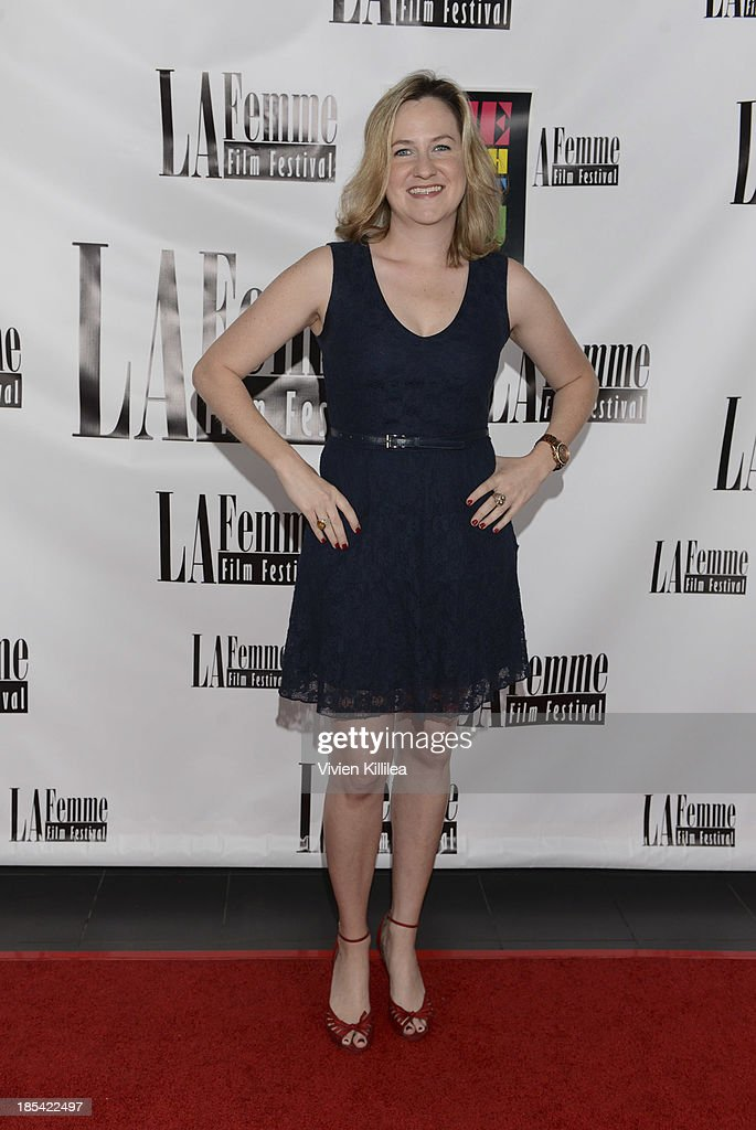Co-producer Casey Vandeventer attends 'The Truth About You' - Los Angeles Premiere at Regal 14 at LA Live Downtown on October 19, 2013 in Los Angeles, California.