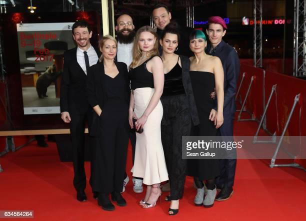 Coproducer Constanze Guttmann actress Maria Dragus actress Ella Rumpf producer Ines Schiller coproducer Oliver Berben director Jakob Lass coproducer...