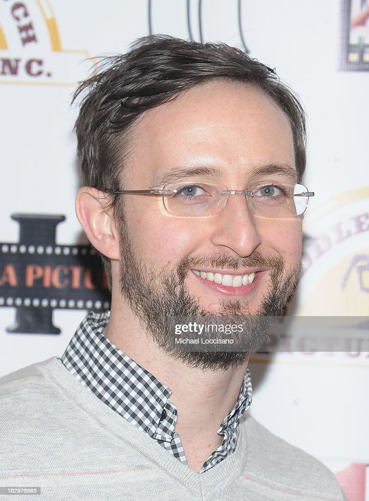 Co-Producer Ryan Young attends the opening night party for the 2013 First Time Fest at The Players Club on March 1, 2013 in New York City.