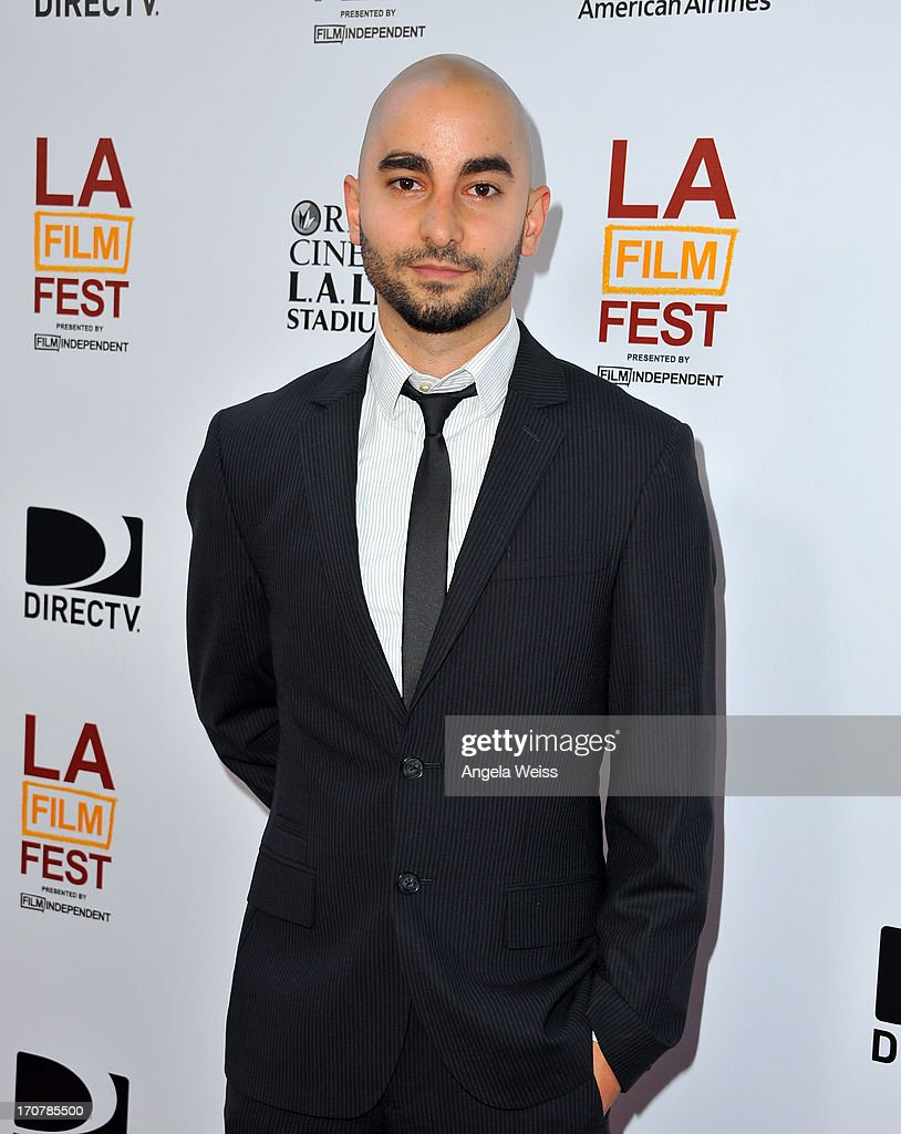 Co-producer Sev Ohanian arrives at the premiere of The Weinstein Company's 'Fruitvale Station' during the 2013 Los Angeles Film Festival at Regal Cinemas L.A. Live on June 17, 2013 in Los Angeles, California.