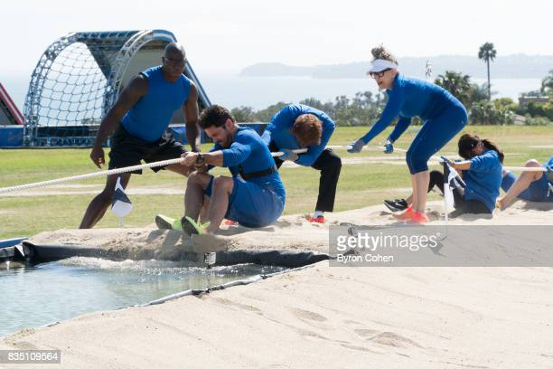 STARS 'Cops vs SciFi/Fantasy' The revival of 'Battle of the Network Stars' based on the '70s and '80s television popculture classic will continue on...