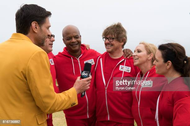 STARS 'Cops vs TV Sitcoms' The revival of 'Battle of the Network Stars' based on the '70s and '80s television popculture classic will continue on...