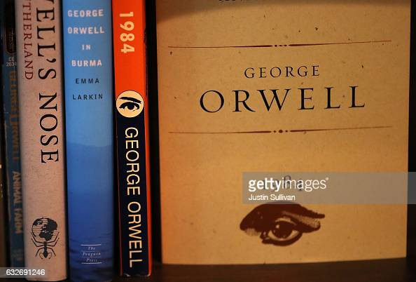 analysis of the book 1984 depiction George orwell's 1984: a visual history books | by emily temple otherwise, click through to see our compilation of 1984 book covers from home and abroad.