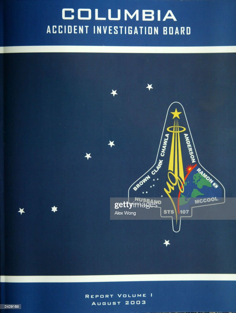 space shuttle columbia accident investigation report - photo #12