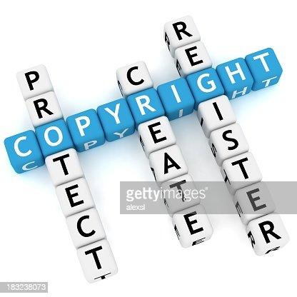 Copyright Crossword