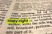 Copyright - dictionary definition