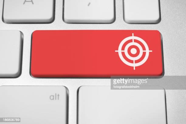 Copyspace business target button