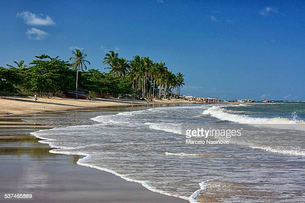 Coqueiros Beach in Trancoso