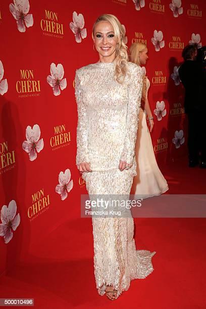 Cora Schumacher attends the Mon Cheri Barbara Tag 2015 at Postpalast on December 4 2015 in Munich Germany