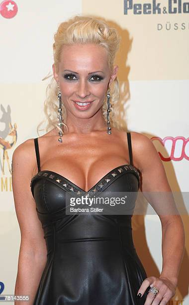 Cora Schumacher attends the Tribute to Bambi in on November 28 2007 in Dusseldorf
