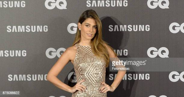 Coral Simanovich attends the 2017 'GQ Men of the Year' awards at The Palace Hotel on November 16 2017 in Madrid Spain