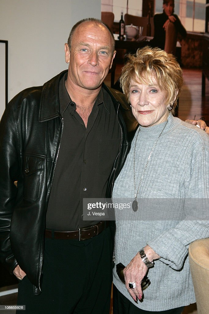 <a gi-track='captionPersonalityLinkClicked' href=/galleries/search?phrase=Corbin+Bernsen&family=editorial&specificpeople=211428 ng-click='$event.stopPropagation()'>Corbin Bernsen</a> and <a gi-track='captionPersonalityLinkClicked' href=/galleries/search?phrase=Jeanne+Cooper&family=editorial&specificpeople=208646 ng-click='$event.stopPropagation()'>Jeanne Cooper</a> during Elle Decor and Metropolitan Home Magazine Celebrate Amanda Pays' New Home-Furnishings Collection at Directions at H.D. Buttercup in Culver City, California, United States.