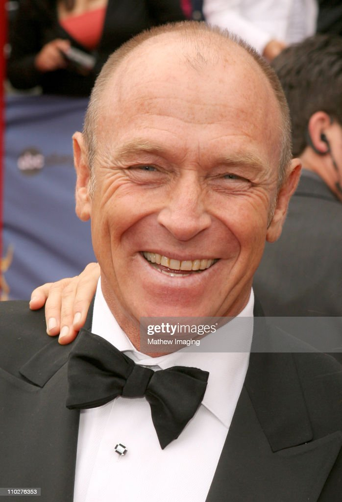 <a gi-track='captionPersonalityLinkClicked' href=/galleries/search?phrase=Corbin+Bernsen&family=editorial&specificpeople=211428 ng-click='$event.stopPropagation()'>Corbin Bernsen</a> during 33rd Annual Daytime Emmy Awards - Arrivals at Kodak Theater in Hollywood, California, United States.