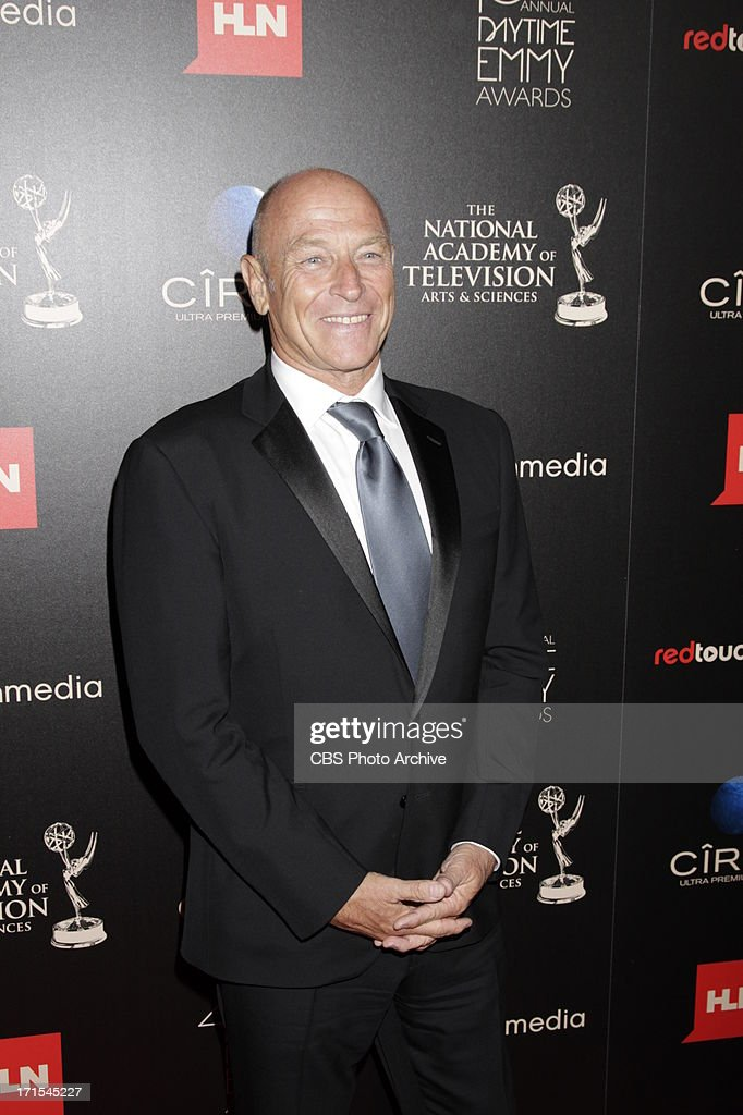 Corbin Bernsen on the red carpet at THE 40TH ANNUAL DAYTIME ENTERTAINMENT EMMY AWARDS at THE BEVERLY HILTON in Los Angeles.