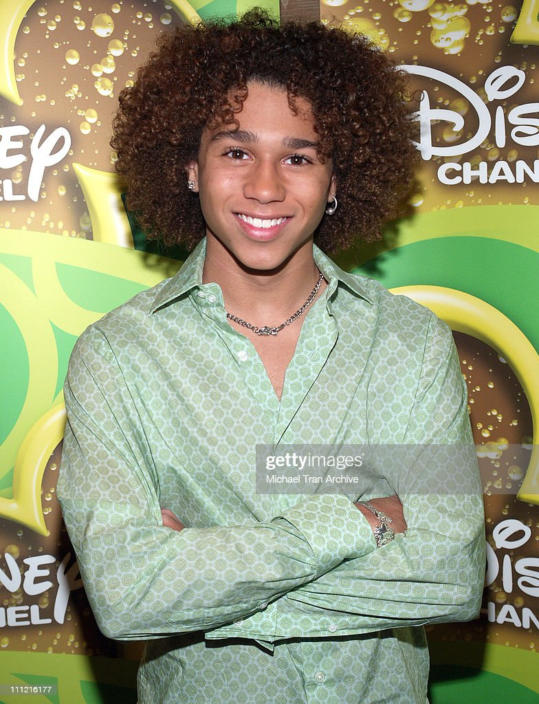 Corbin Bleu during Breakfast with the Cast and Crew of 'High School Musical' December 16 2005 at Four Seasons Hotel in Los Angeles California United...