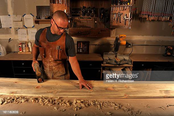 Corbin Clay designs and builds custom furniture cabinetry and siding He has now started a new company called Blu Cabinetry Inc which specializes in...