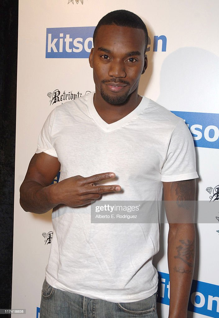 Cordele Taylor during The Retribution Launch Party and Trunk Show at Kitson Men at Kitson Men in Beverly Hills, California, United States.