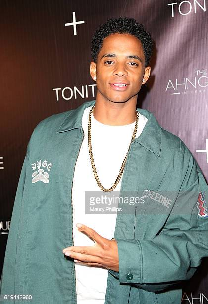 Cordell Broadus attends the 2nd Annual Tonite Halloween Bash hosted by Justin Combs on October 30 2016 in Hollywood California