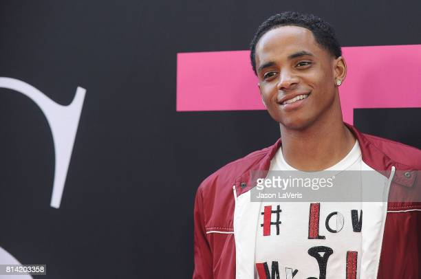 Cordell Broadus attends the premiere of 'Girls Trip' at Regal LA Live Stadium 14 on July 13 2017 in Los Angeles California