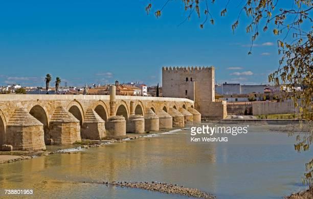 'Cordoba, Spain. Roman Bridge.'
