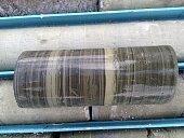 core,shale,structure,oil shale,bituminous shale,bituminous schist,claystone,clay,drilling,core sample,