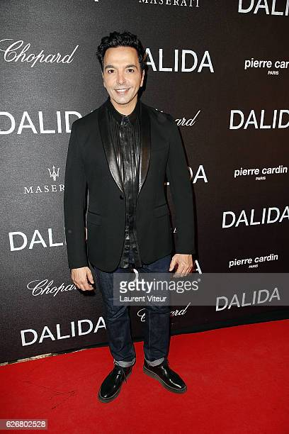 Coregrapher Kamel Ouali attends 'Dalida' Paris Premiere at L'Olympia on November 30 2016 in Paris France