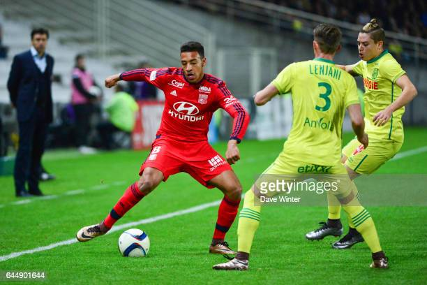 Corentin TOLISSO Nantes / Lyon 16eme journee de Ligue 1 Photo Dave Winter / Icon Sport