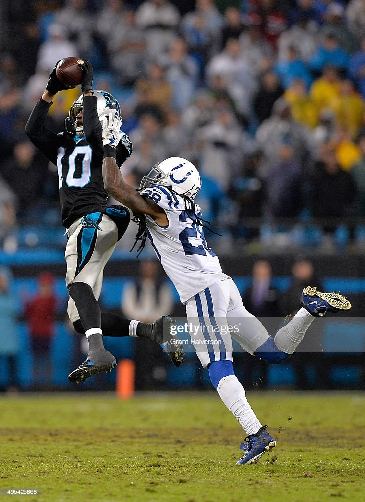 Indianapolis Colts v Carolina Panthers