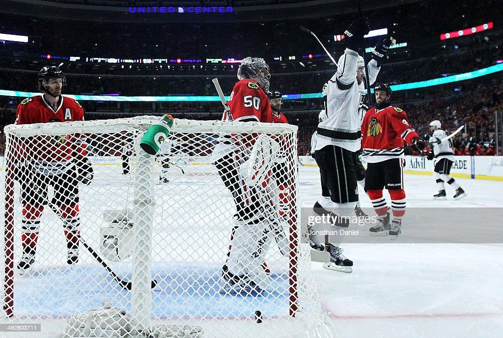Los Angeles Kings v Chicago Blackhawks - Game Two