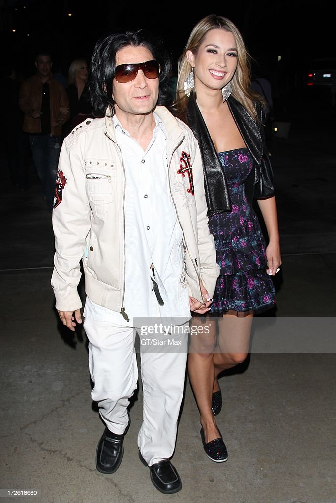 <a gi-track='captionPersonalityLinkClicked' href=/galleries/search?phrase=Corey+Feldman&family=editorial&specificpeople=175941 ng-click='$event.stopPropagation()'>Corey Feldman</a> as seen on July 3, 2013 in Los Angeles, California.