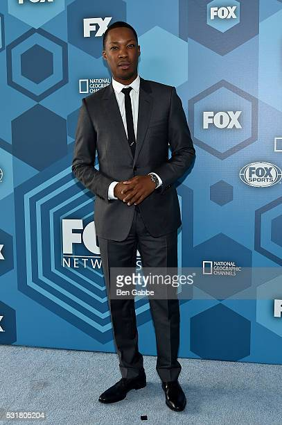 Corey Hawkins attends FOX 2016 Upfront at Wollman Rink on May 16 2016 in New York City