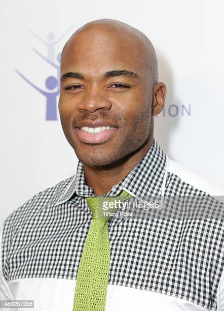 Corey Maggette attends the Tower Cancer Research Foundation's 'Cancer Free Generation' Celebrity Poker Tournament on June 7 2014 in Los Angeles...
