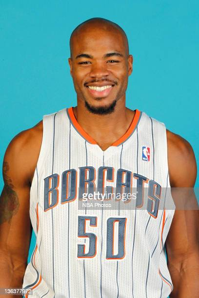 Corey Maggette of the Charlotte Bobcats poses during media day on December 15 2011 at the Time Warner Cable Arena in Charlotte North Carolina NOTE TO...