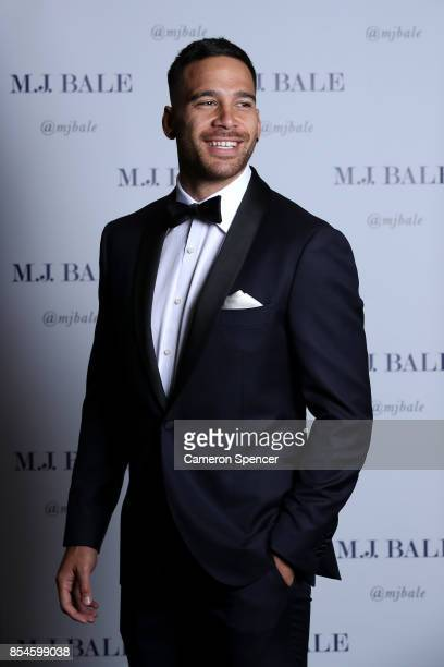 Corey Norman of the Eels attends the MJ Bale Dally M League Of Gentlemen at The Star on September 27 2017 in Sydney Australia
